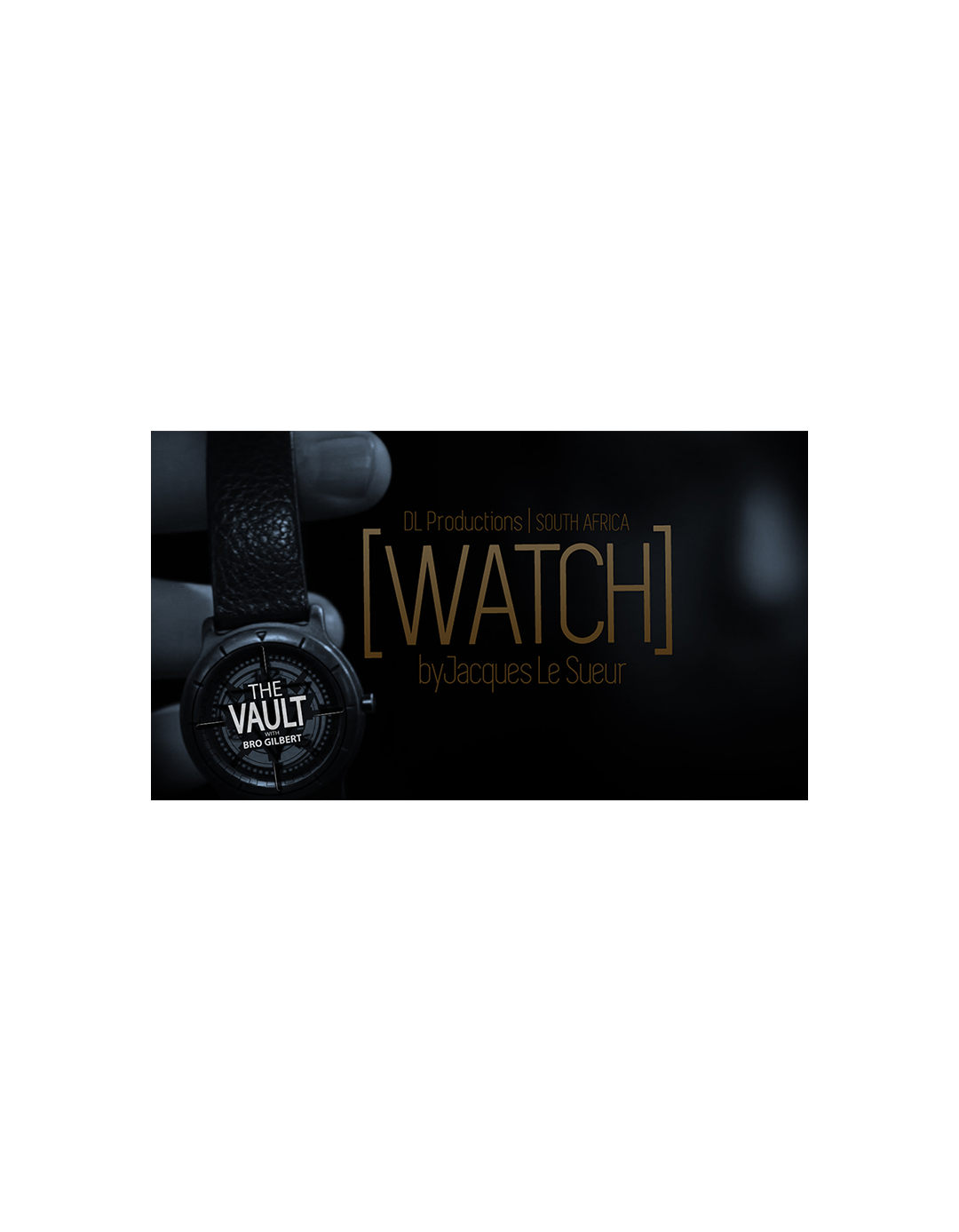 The Vault - WATCH by Jaques Le Sueu - The Vault