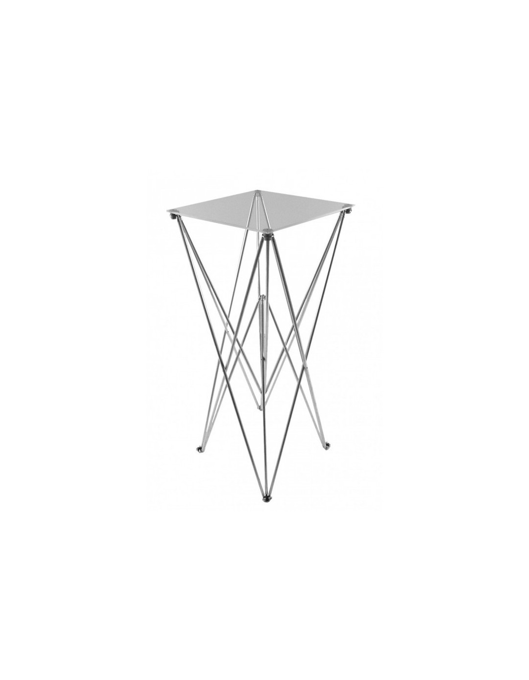 Spidertable 100/40, inaltime 95 cm - Spider Table