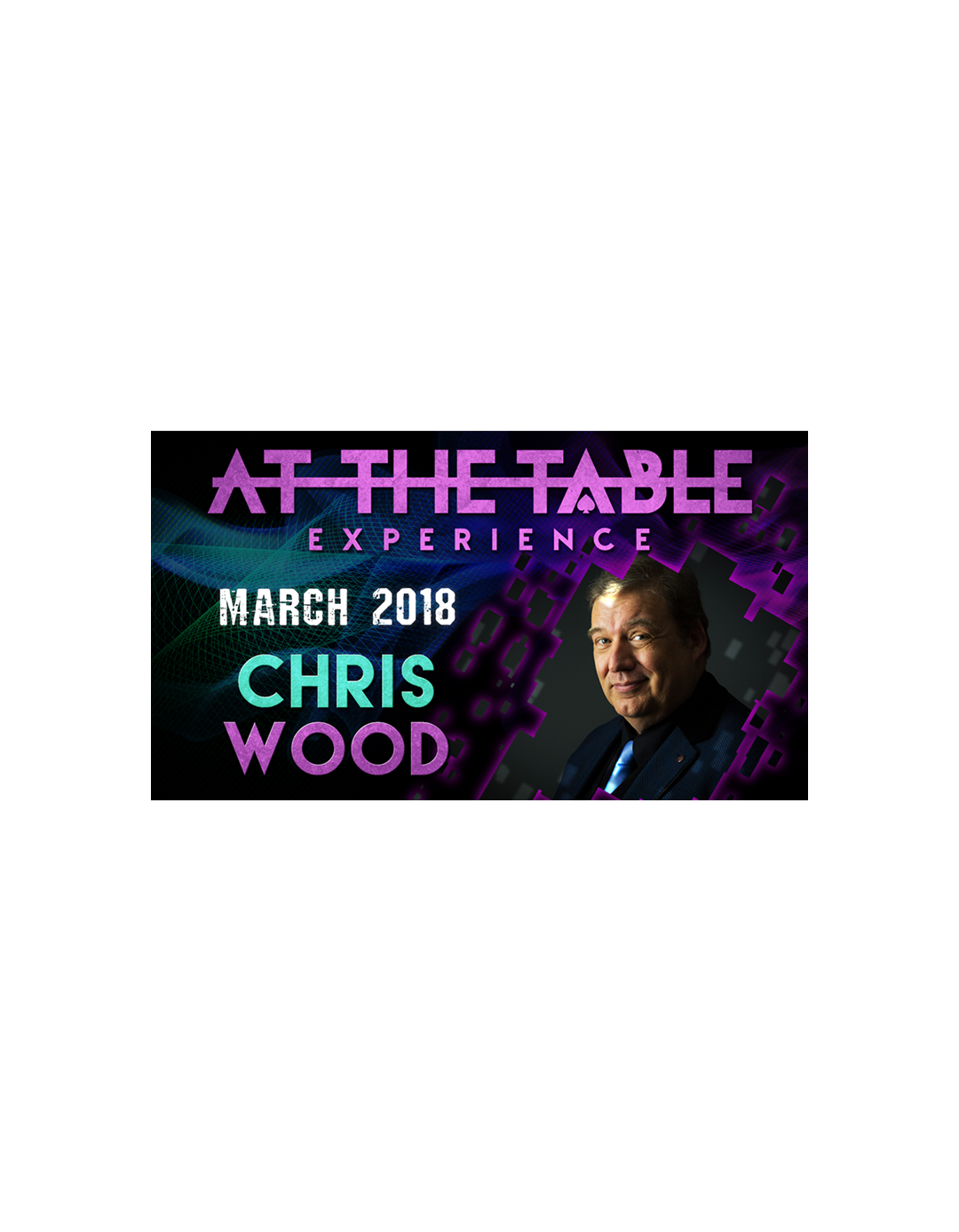At The Table Live Lecture Chris Wood 21 Martie 2018 - At the table lecture