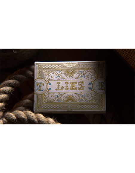 Lies – The first casuality is truth - Carti de joc