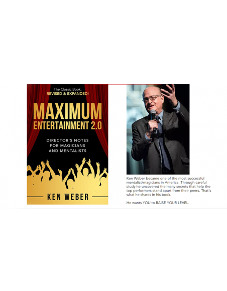 Maximum Entertainment 2.0: Expanded & Revised by Ken Weber - Carti si DVD-uri