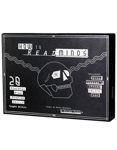 How to Read Minds Kit - Ellusionist - Mentalism