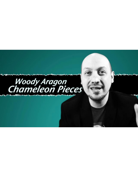 Chameleon Pieces by Woody Aragon - Instant download - Descarca instant