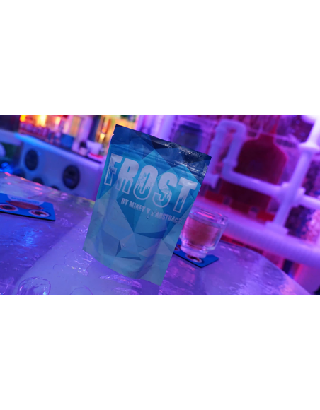 Frost (Gimmicks si Instructiuni online) By Mikey V si Abstract Effects - Carti de joc